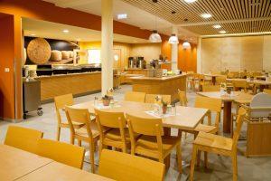 Buffet und Restaurant im JUFA Hotel Montafon. Der Ort für erholsamen Familienurlaub und einen unvergesslichen Winter- und Wanderurlaub.