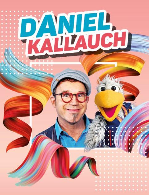 Daniel Kallauch Solo mit Vogel